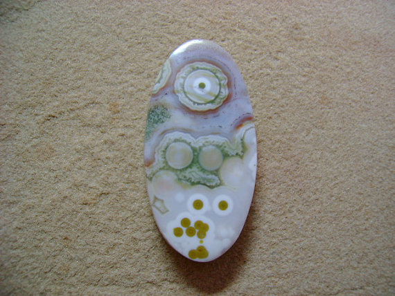 Special Ocean Jasper Cabochon For Custom Order By