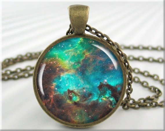 diy nebula jewelry - photo #2