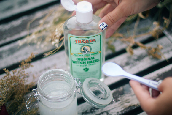 3 Ingredient Makeup Remover (All Natural!)