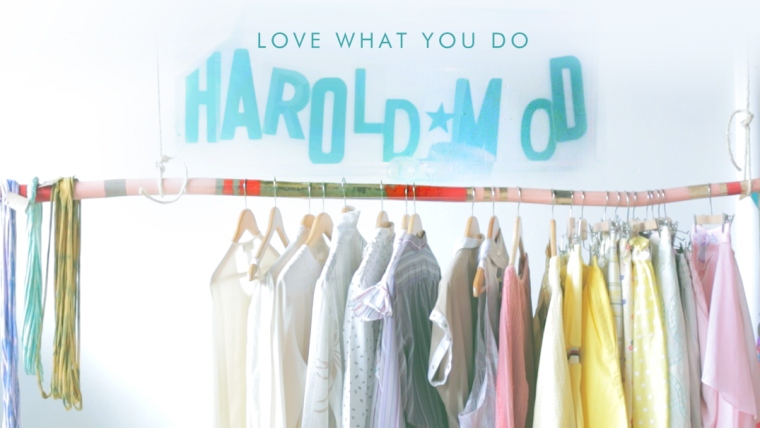 Love What You Do: Harold & Mod