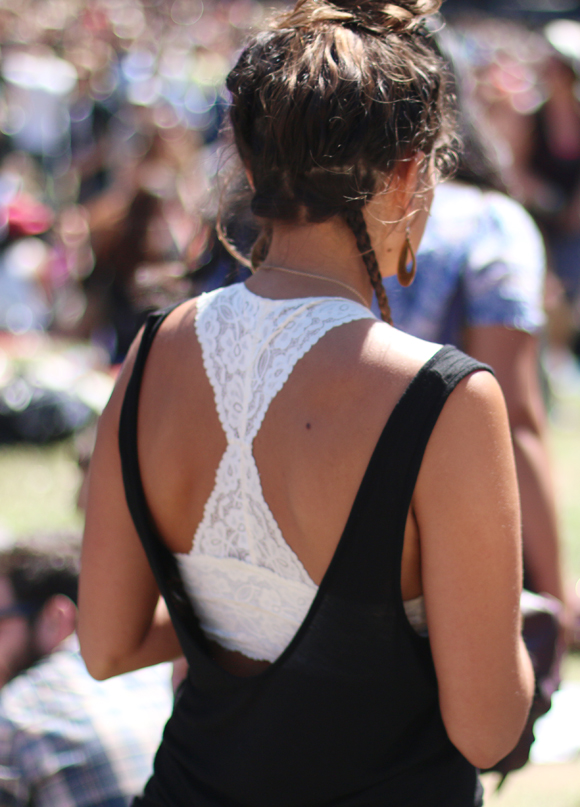 Festival Fashion At Outside Lands 2014