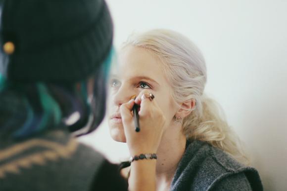 Halloween Makeup Tutorial: Alternative Lace Mask
