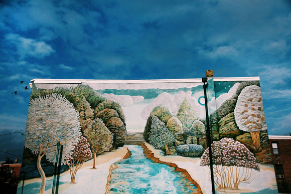 Mural Arts Month: Walls That Speak