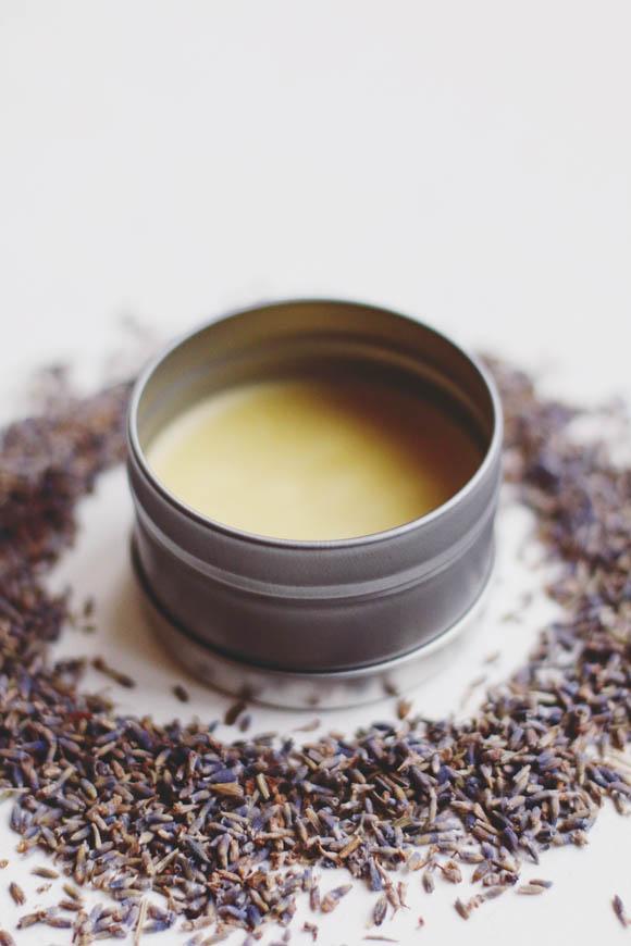 Lavender Sleep Balm to Ease Your Dreams
