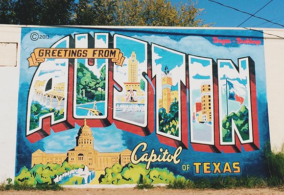 A Tour of Austin Street Art