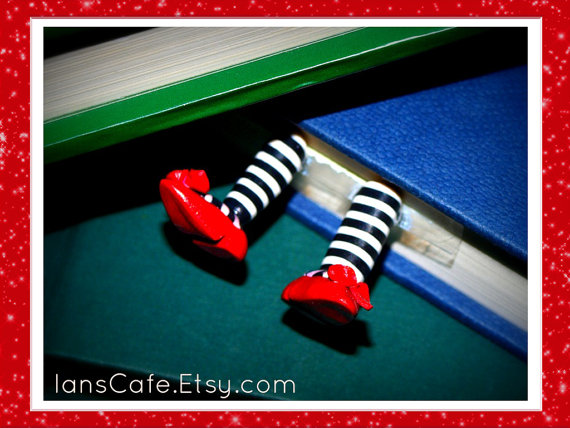Etsy Original – wIcKed WiTch bOOkmArk – Inspired by Wicked and Wizard of Oz by IansCafe