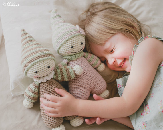 Cuddly baby | amigurumi pattern | crochet doll for toddlers ... | 456x570