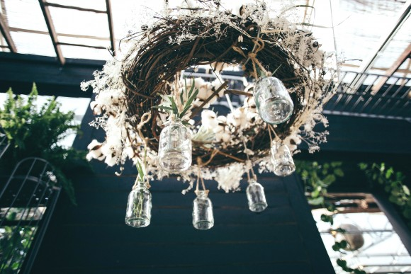 Post image for Get Your Home Holiday Ready With This Dreamy DIY Hanging Wreath