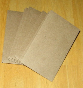 100 Brown Bag Coin Envelopes Brown Kraft Paper Mini Envelope 2-1 / 4 & quot; x 3-3 / 4 & quot; by DIYSupplyStore