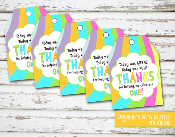 INSTANT DOWNLOAD - Oh The Places Youll Go Favor Tags by Meghilys
