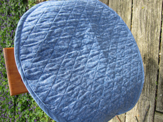 Quilted Steering Wheel Cover, Sun Shade for Car, Gift for Mom, Protective Cover for Sun Damage, Present for Daughter, No More Hot Hands by crochetedbycharlene