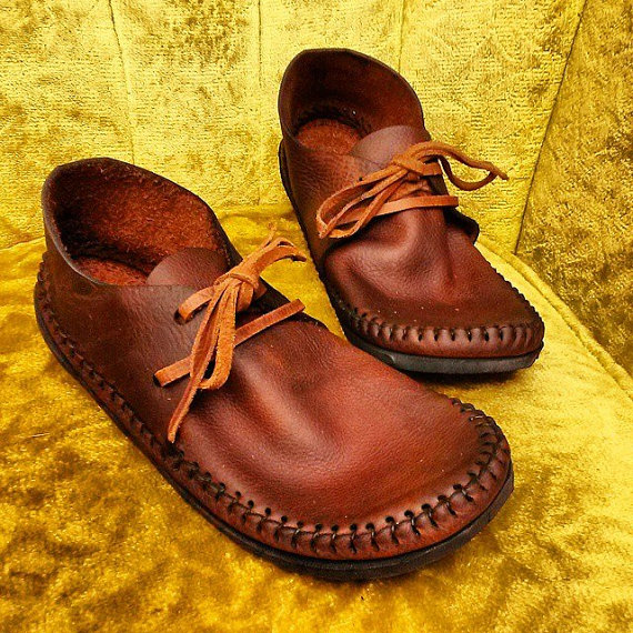 NEW! Sneakasin Moccasin Hand Stitched Lightweight Cowhide Leather Upper With A Durable Flexible VIBRAM Sole Everyday Mens Womens Moccasins by TreadLightGear